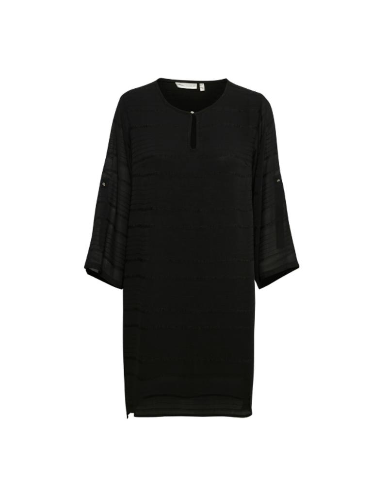 InWear Helmi Tunic in Black by InWear
