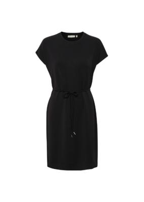 InWear Unita Modal Jersey Dress in Black by InWear