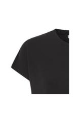 InWear Unita Modal Top in Black by InWear