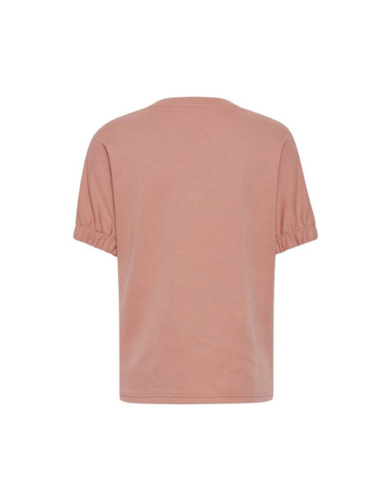 b.young Sillana Tee in Canyon Rose by b.young