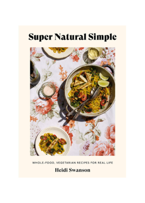 Super Natural Simple Book