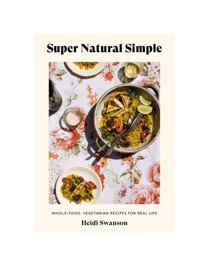 Super Natural Simple Book