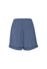 ICHI Citro Shorts in Coronet Blue by ICHI