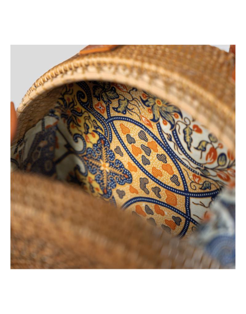 Pokoloko Bali Backpack in Caramel