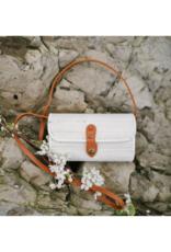 Pokoloko Rectangular Bali Bag in White