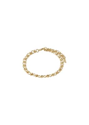 PILGRIM Nomad Bracelet Gold-Plated by Pilgrim