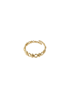 PILGRIM Nomad Ring Gold-Plated by Pilgrim