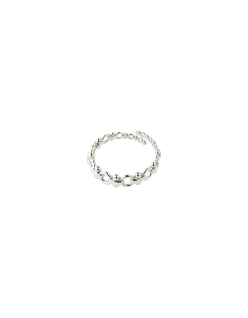PILGRIM Nomad Ring Silver-Plated by Pilgrim