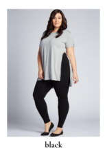 C'est Moi Clothing C'est Moi Bamboo Plus Size Full Length Leggings