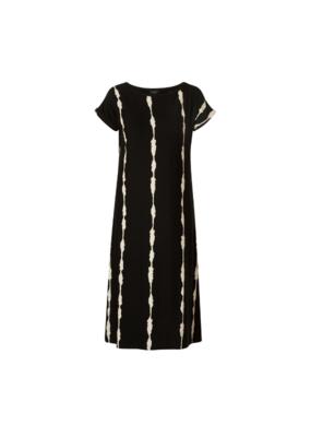 Isobel Jersey Dress in Black by Yest