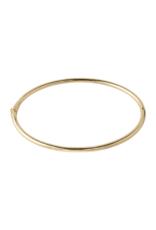 PILGRIM Kallie Ankle Chain Gold-Plated by Pilgrim