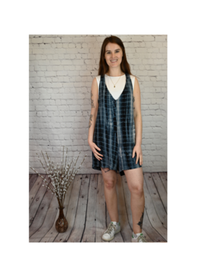 Saba & Co Romper in Tie Dye by Saba & Co
