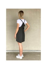 Romper in Charcoal by Saba & Co