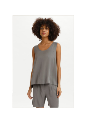 LOUNGE NINE Ditta Top in Sedona Sage by Lounge Nine
