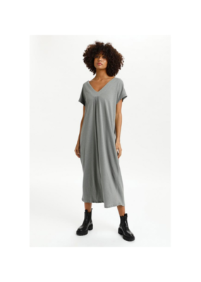 LOUNGE NINE Kya Dress in Sedona Sage by Lounge Nine