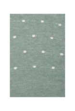b.young Martine Small Dot Sweater in Blue Surf by b.young
