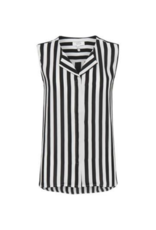 Hialice Sleeveless in Top Off White by b.young