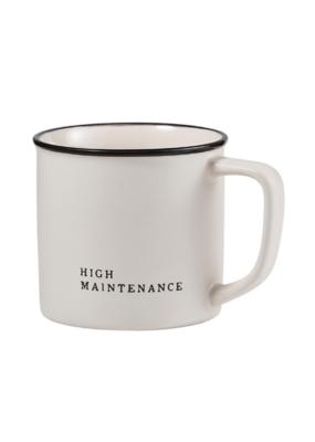 creative brands High Maintenance Coffee Mug