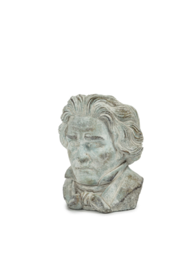 Beethoven Head Planter Small