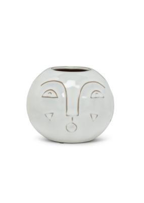 Modern Face Vase Small