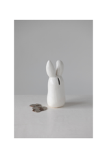 White Bunny Bank