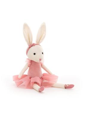 Jellycat Jellycat Pirouette Rose Bunny