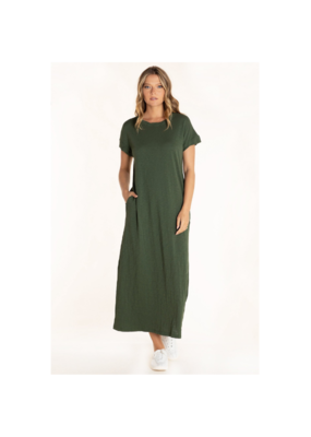 Twists Maxi Dress Juniper by Mod-O-Doc