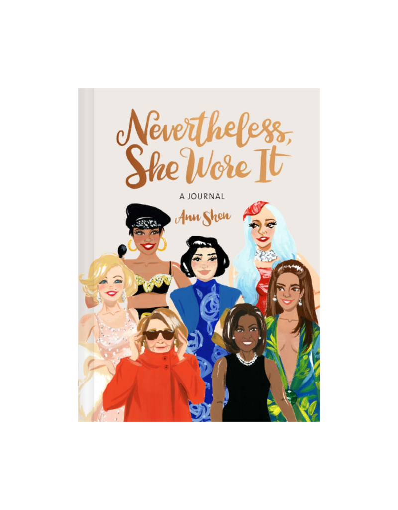 Nevertheless, She Wore It Journal