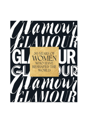 Glamour: 30 Years of Women Book