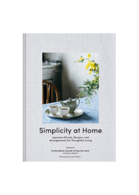 Simplicity At Home Book