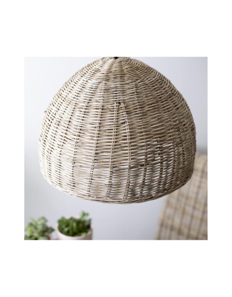 Natural Rattan Pendant Light #381