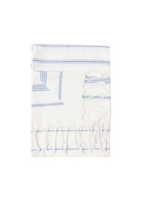 Pokoloko Turkish Hand Towel Sultan White