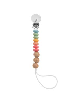 LouLou Lollipop Loulou Lollipop Jubilee Pacifier Clip - Summer