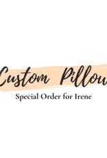 Custom Order Union Pillow