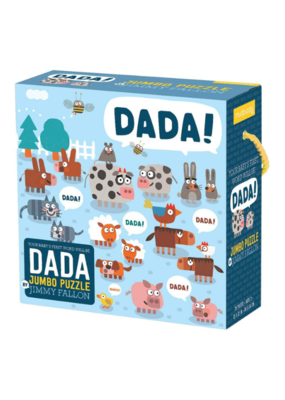 Jimmy Fallon Your First Words Dada Puzzle