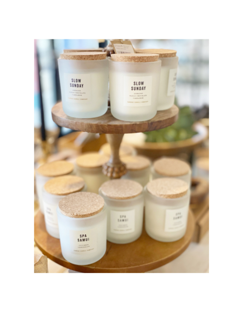 canvas Sister Sister by Canvas Candle Company