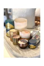 Illume Coconut Milk Mango Candle In Mojave Glass Medium