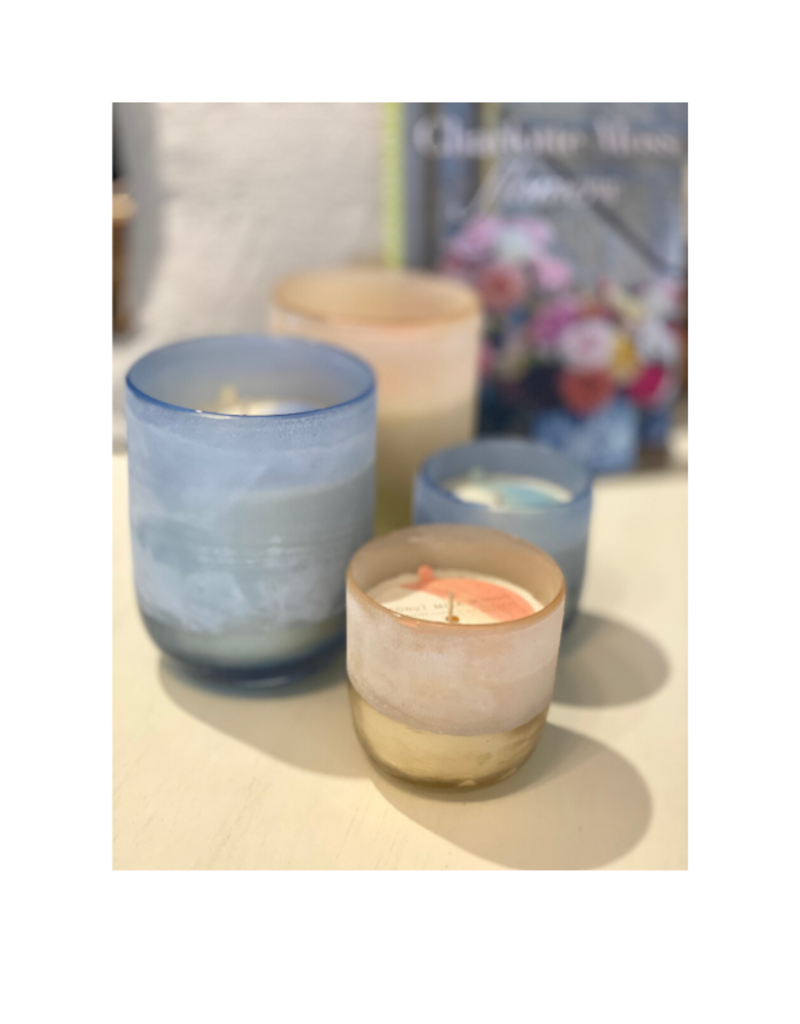 Illume Citrus Crush Candle In Mojave Glass Large