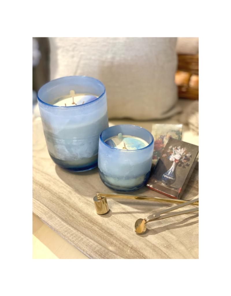 Illume Citrus Crush Candle in Mojave Glass Medium