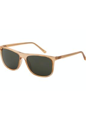 PILGRIM Kara Sunglasses in Brown by Pilgrim