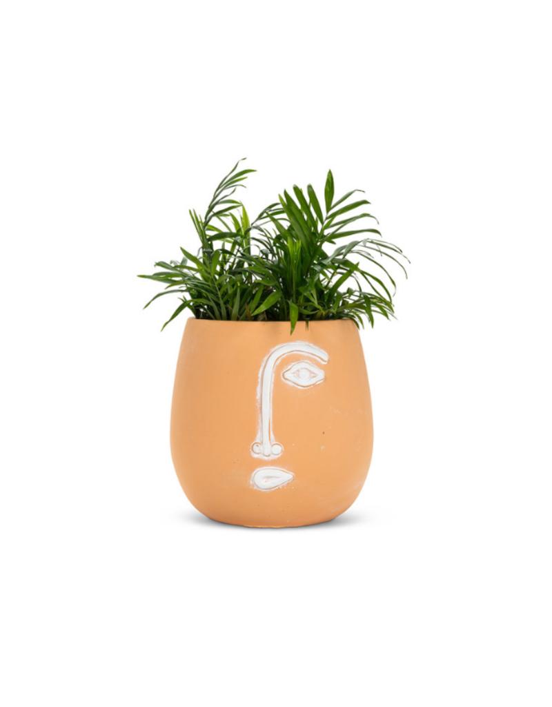 Large Half Face Planter