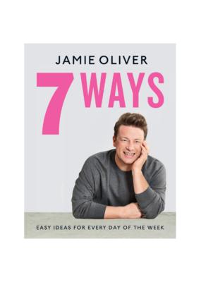 Harper Collins 7  Ways By Jamie Oliver