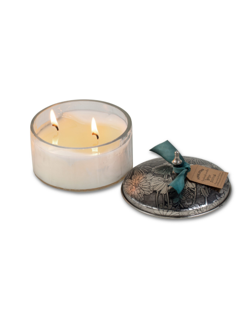 himalayan trading post Desert Springs Wild Dahlia Candle in by Himalayan Handmade Candle
