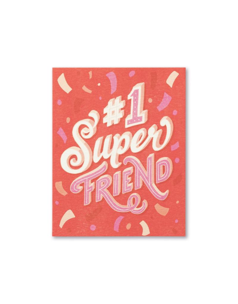 #1 Superfriend Card