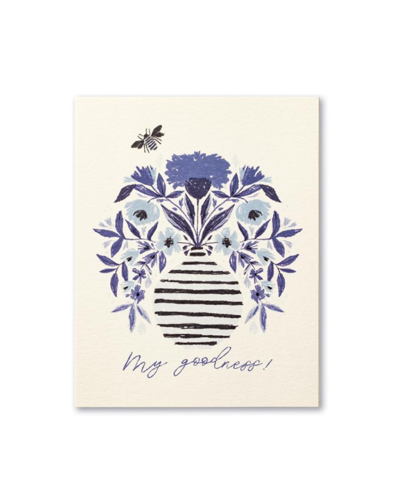 My Goodness Card