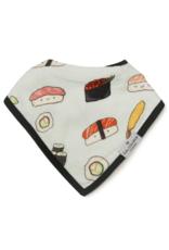 LouLou Lollipop LouLou Lollipop Bib Set in Taco Sushi