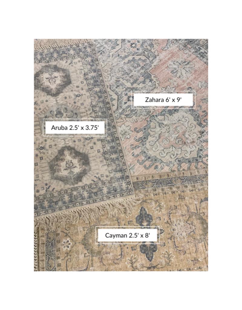 Indaba Trading Zahara Runner Rug 2.5 x 8