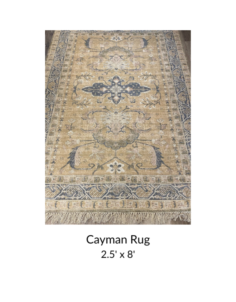 Indaba Trading Cayman Rug 2.5 x 3.75