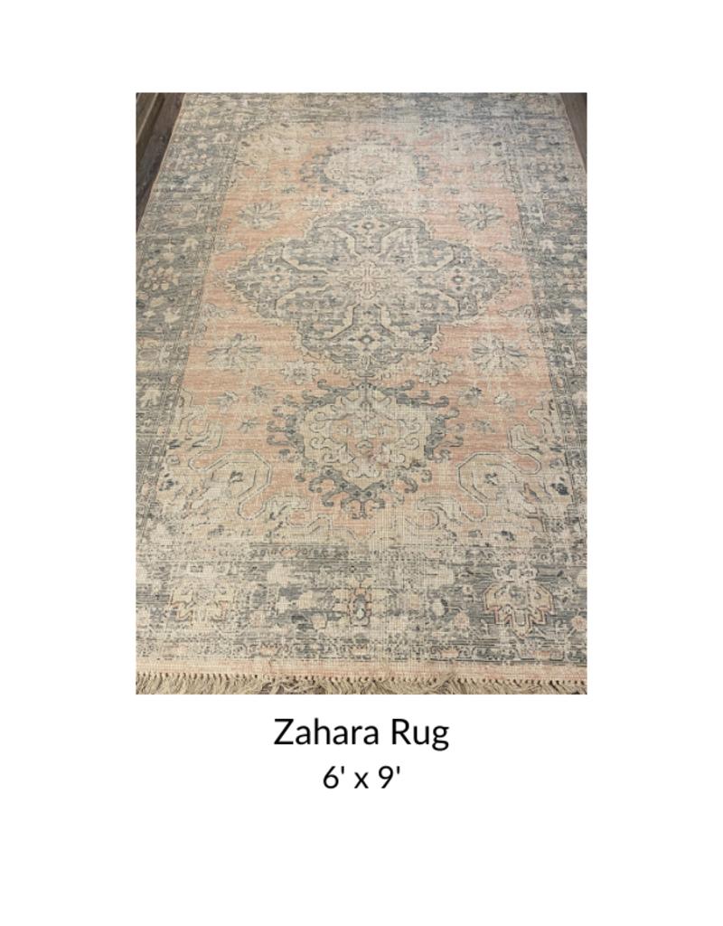 "Indaba Trading Zahara Rug 2 x 4.25"""