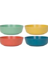 Danica Set of 4 Planta Bowls in Fiesta